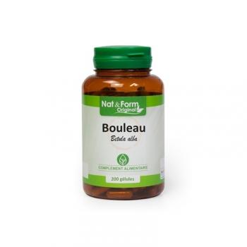 Bouleau - 200 gélules de 200mg