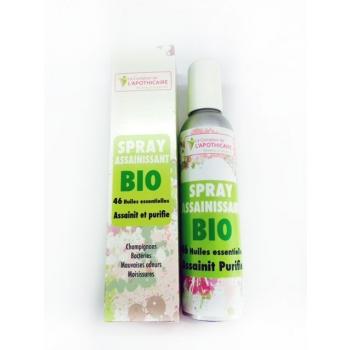 Spray assainissant bio