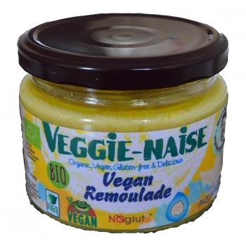 Sauce façon rémoulade Bio 240g - Veggie-Naise