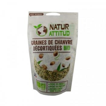 Graines de Chanvre décortiquées Bio - 200 g