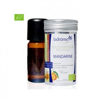 LADRÔME - Huile essentielle Mandarine bio 10ml