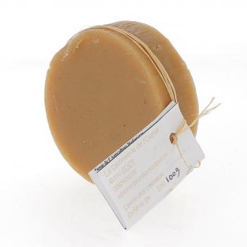 Savon pour cheveux au beurre de karité bio, 100 g