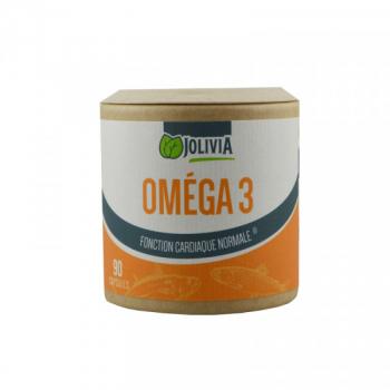 Oméga 3 - 90 capsules de 500 mg