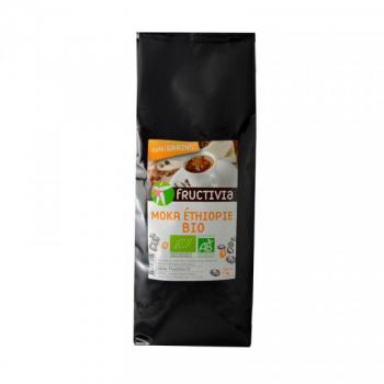 Café Bio en grains - Moka Ethiopie - 1kg