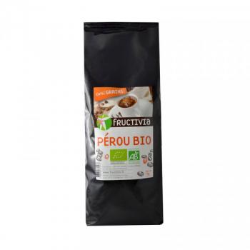 Café Bio Arabica en grains - Pérou - 1kg