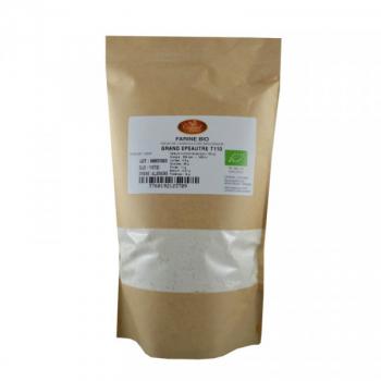 Farine de Grand Epeautre Bio - 500 g