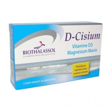 D-Cisium, BIOTHALASSOL