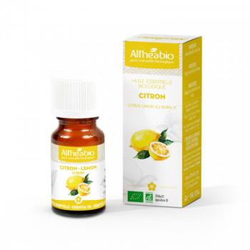 Huile essentielle Citron Bio - 50 ml