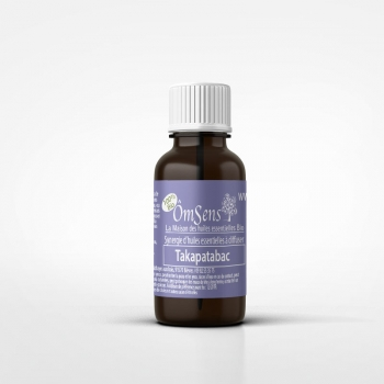 Takapatabac' Huile Essentielle – Synergie à diffuser