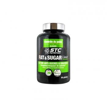 Fat & Sugar Limit - Contrôle du poids - 90 gélules