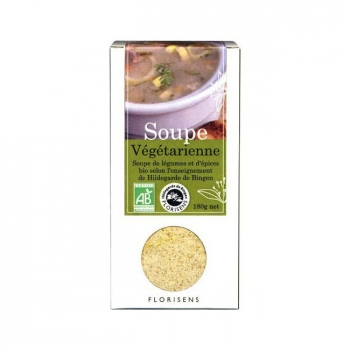 HILDEGARDE DE BINGEN - Soupe Végétarienne Bio 180g