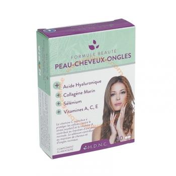 Formule Beauté Peau, Cheveux, Ongles - 30 comprimés
