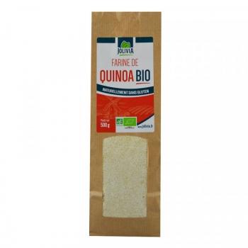 Farine de Quinoa Bio - 500 g