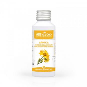 Macérât huileux d'Arnica Bio - 100 ml