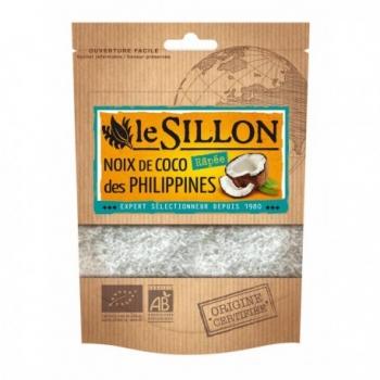 Noix de Coco des Philippines Râpée 125g-Le Sillon