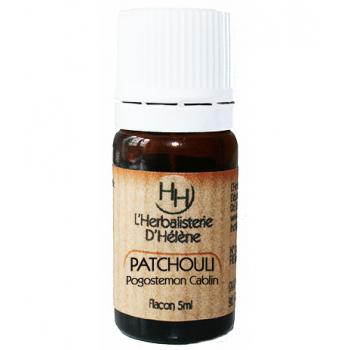 Patchouli, 5ml, L'Herbalisterie D'Hélène