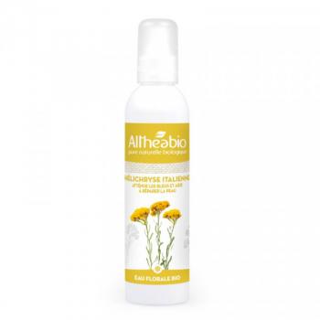 Eau florale d'Hélichryse italienne Bio - 200 ml