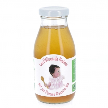 Pur Jus pomme passion bio pour bébé, 25 cl