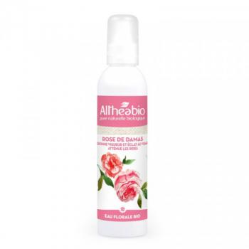 Eau florale de Rose de Damas Bio - 200 ml