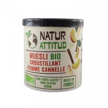 Muesli Bio Pomme cannelle - 250 g