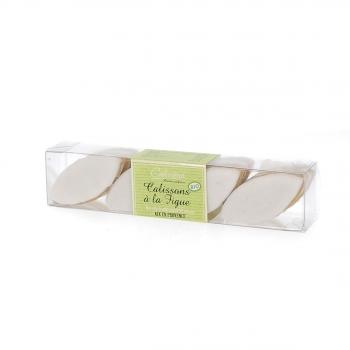Réglette de Calissons d'Aix à la Figue bio, 90 g