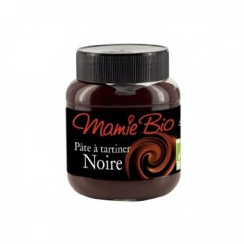 Pâte à Tartiner Noire Bio 350g-Mamie Bio