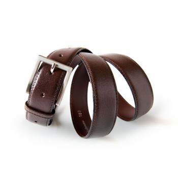 Ceinture costume marron (30mm)