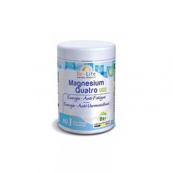 Magnésium Quatro 900 - Anti-stress - 60 gélules
