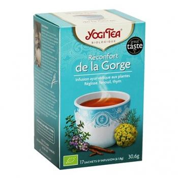 Réconfort de la Gorge - Yogi Tea