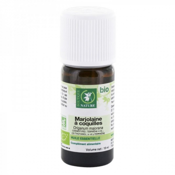 Huile essentielle marjolaine à coquille Bio - 10 ml