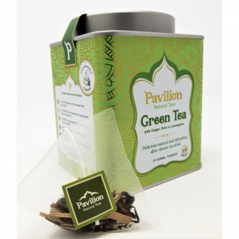 Thé ayurvédique BIO Green Tea