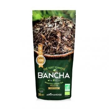 Thé Vert Grillé Bancha Bio - Arome boisé - vrac 60g