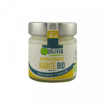Beurre de Karité Bio - 165 ml