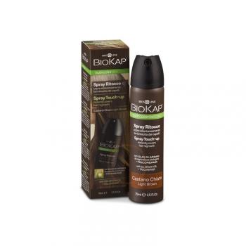 Spray Retouche Pour Cheveux - Châtain Clair - 75ml