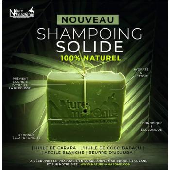 Shampoing solide naturel tous types de cheveux