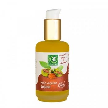 Huile végétale Jojoba Bio - 50 ml