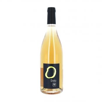 Vin de pomme Oreka 2016 : L'équilibre, 75 cl (6,5% vol.)