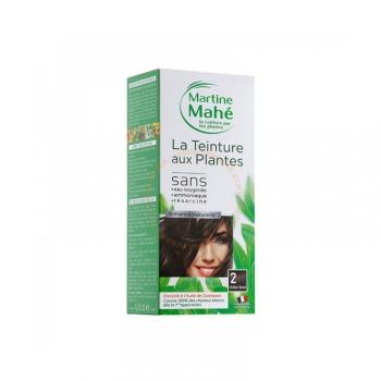 Teinture aux Plantes N°2 - Châtain Foncé - 125ml