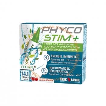 Phyco Stim + Vegan - Energie, immunité - 140ml