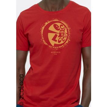 T-shirt bio PLANETE BIO France artisan équitable vegan fair wear