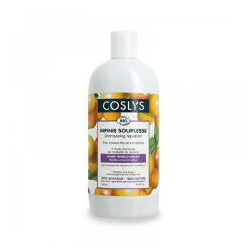 Shampooing Repulpant Infinie Souplesse Bio, Vegan - Cheveux secs - 500ml