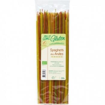 Spaghetti des Andes Sans Gluten 250g-Ma Vie Sans Gluten