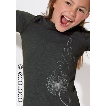 T shirt bio PISSENLIT France artisan mode éthique fair wear