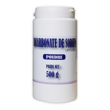 Bicarbonate de Sodium - 500g