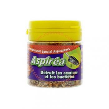 Désodorisant Aspirateurs Citron - Détruit acariens et bactéries - 60g