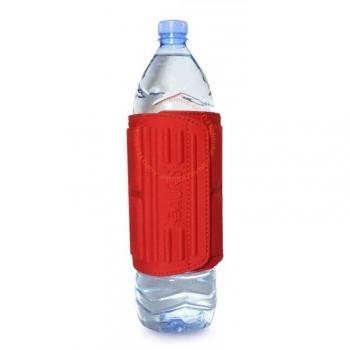 Étui Bouteille Aquaflux - Grand modèle rouge
