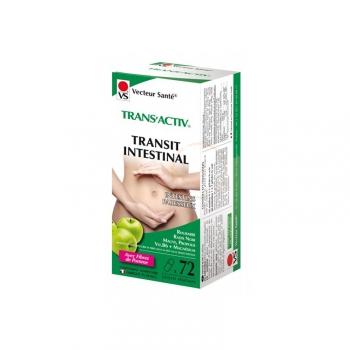 Trans'Activ - Aide au transit intestinal - 72 gélules