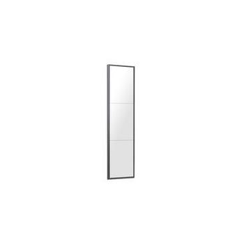Colonne chauffante de 900 watts existe en miroir ou en grés émaillé (sans miroir)  chauffe 20 m2