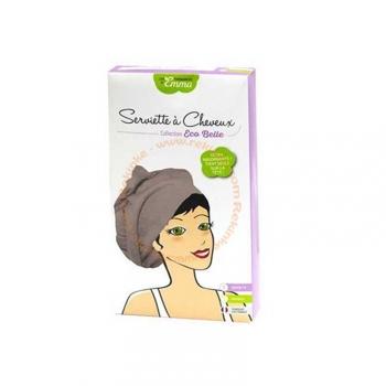 Serviette à Cheveux - Bambou - Ultra absorbante