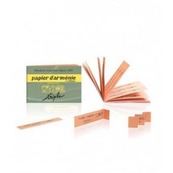 PAPIER D'ARMENIE - Carnet de papier d'arménie Traditionnel